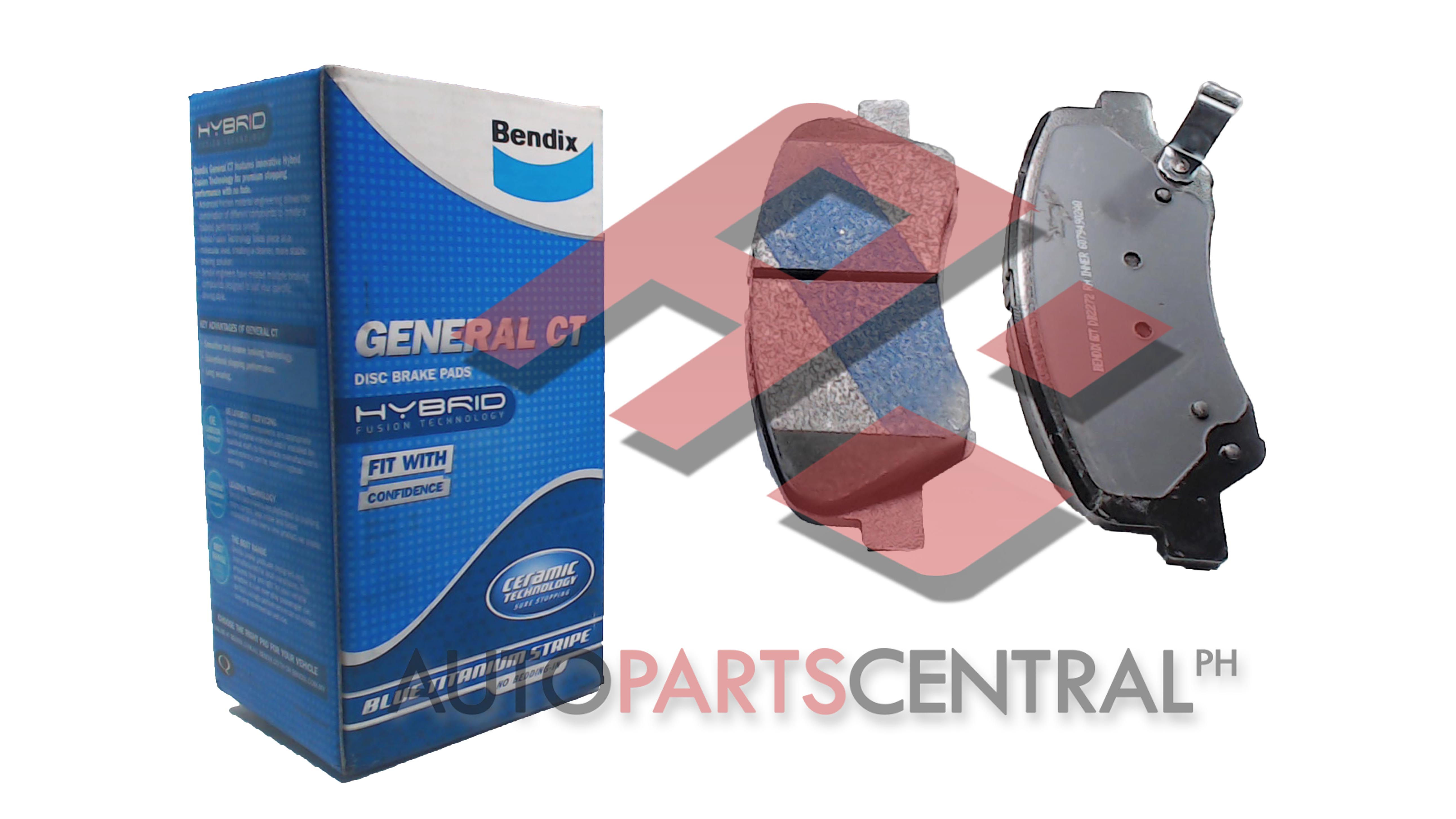 image hyundai to adl itm pads rear set brake coupe loading fits is