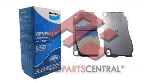 Brake Pads DB2274GCT Hyundai Country FRT #48304