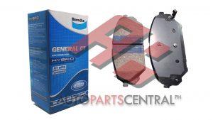 Bendix DB 2320 GCT Brake Pads Front Hyundai Vera Cruz 2006-2015