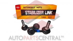 Stabilizer Link for Front Left Honda Civic Deminsion 2001-2005; Honda CRV 2002-2005 PART NUMBER: 51321-S5A-003, 51321S5A003 Sold Per Piece
