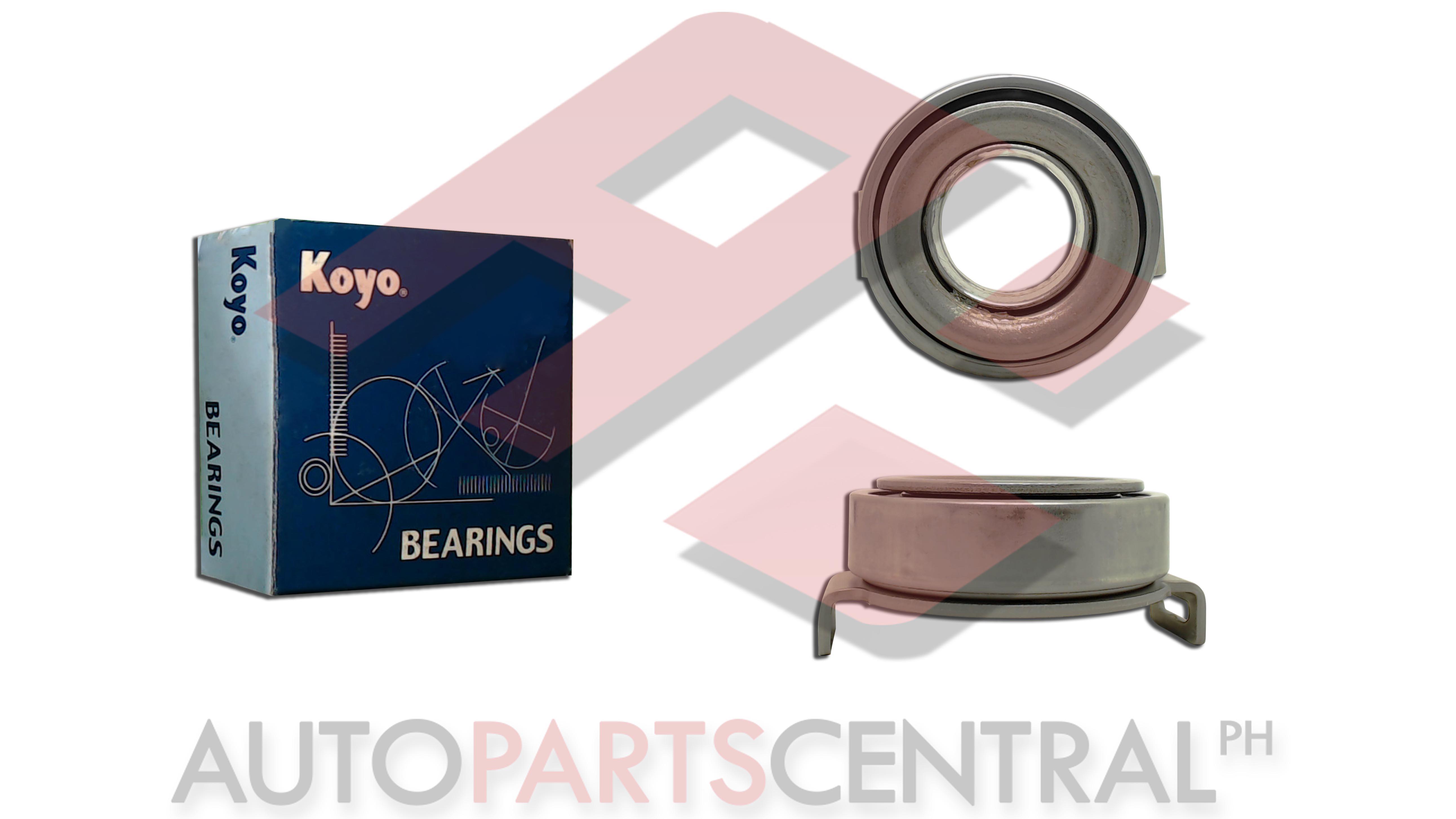 Bearing Koyo RCTS338S Release Bearing SUZUKI Multicab