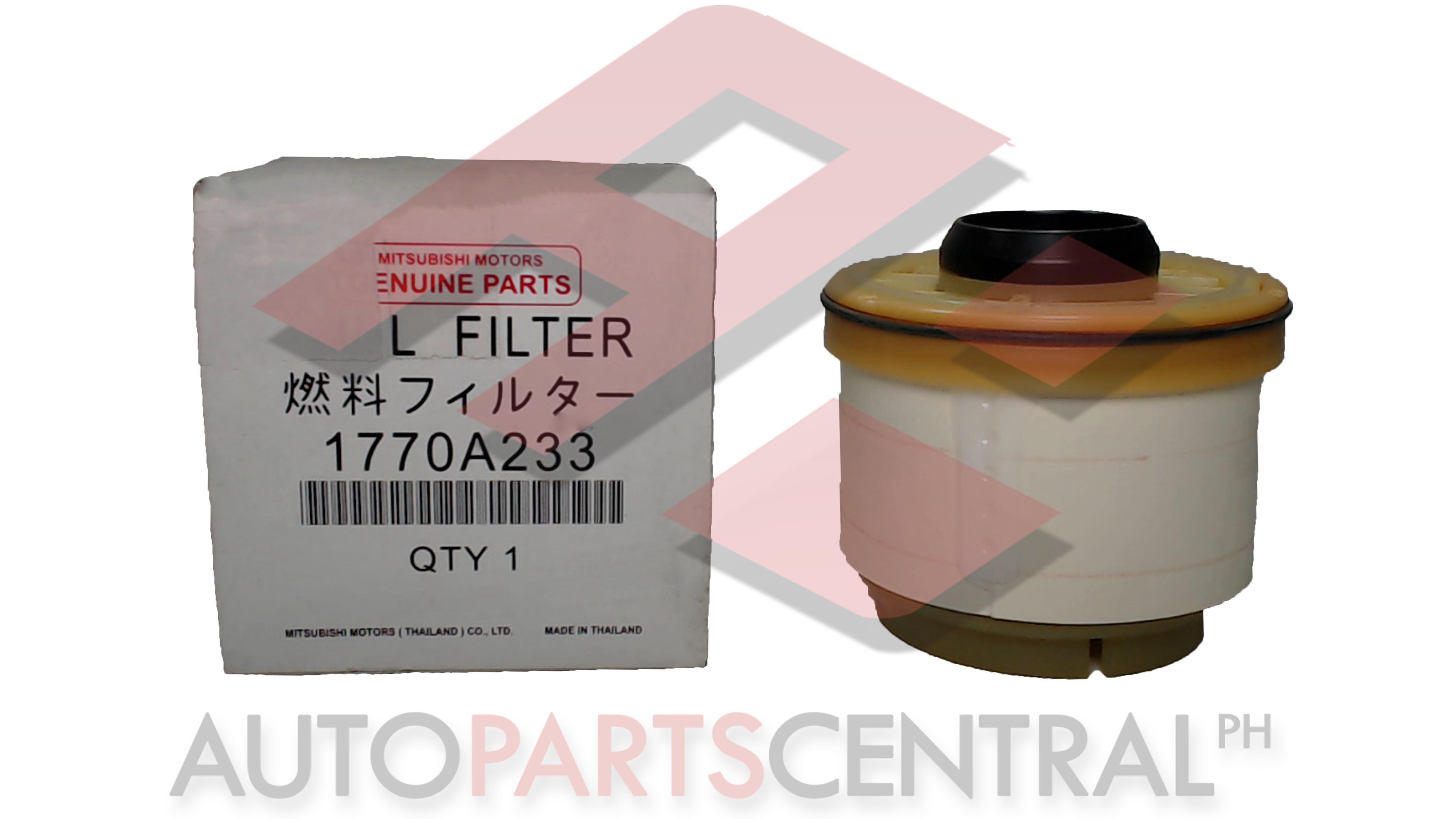 Fuel Filter Mmc 1770a233 Mitsubishi Montero Autopartscentralph Subaru In Tank Filters