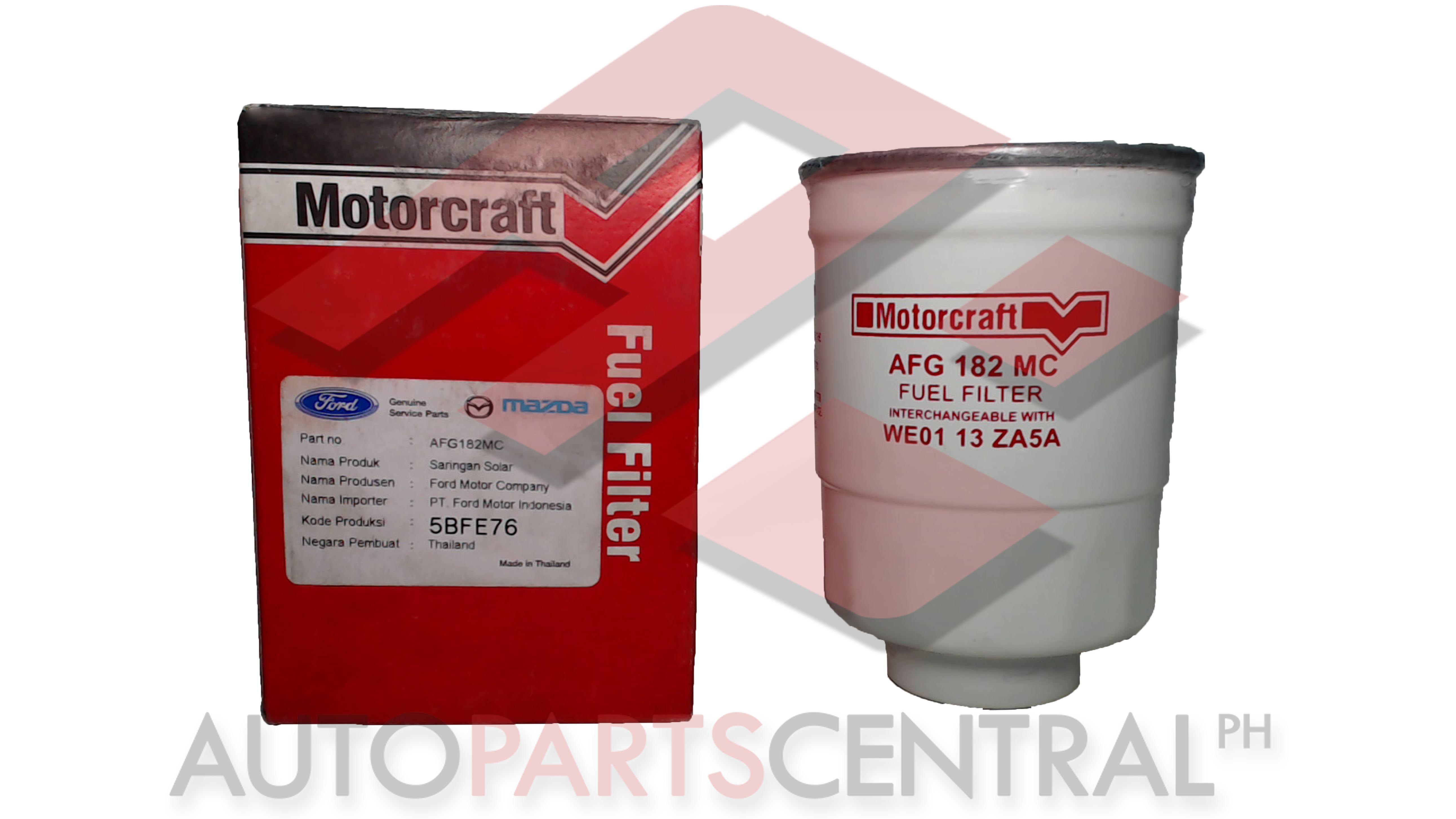 Fuel Filter Motor Craft Afg 182mc Ford Everest Autopartscentralph Mercedes Benz Filters