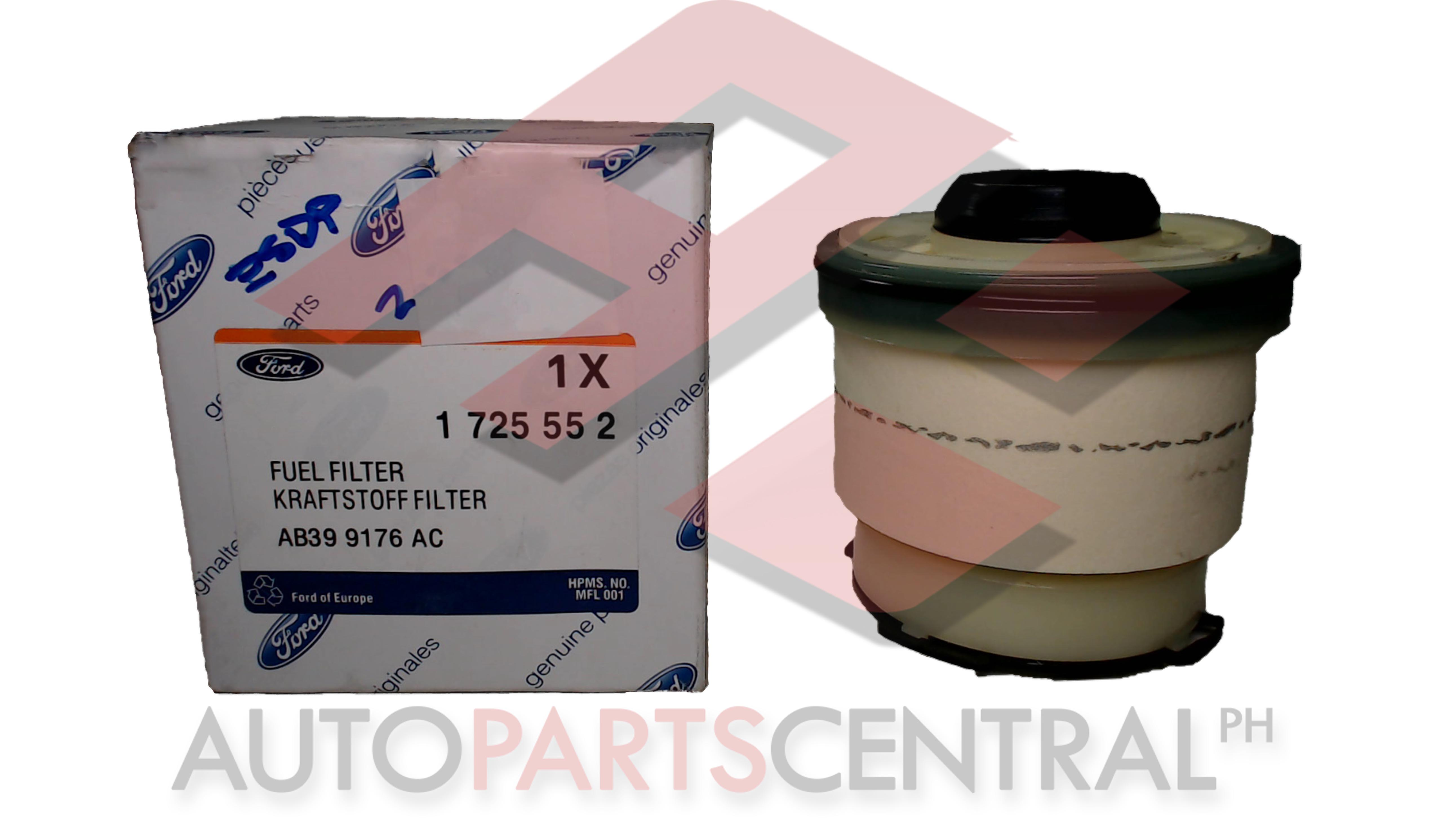 Fuel Filter Ford AB39-9176-AC Ford Ranger on