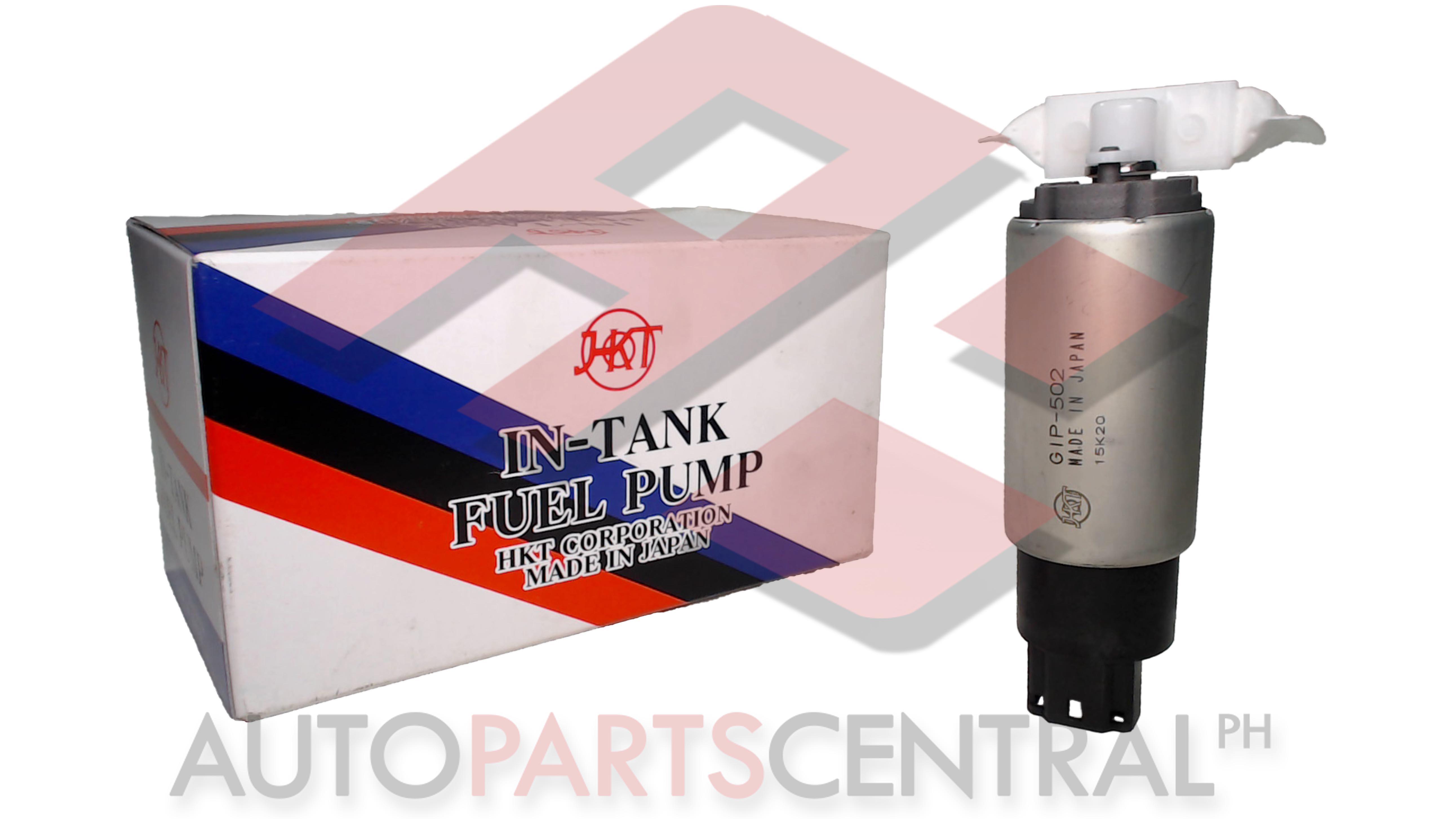 Fuel Pump Hkt Efp Gip505 Toyota Fortuner Autopartscentralph Fuse Box Location Tank Gip 501 Big Universal