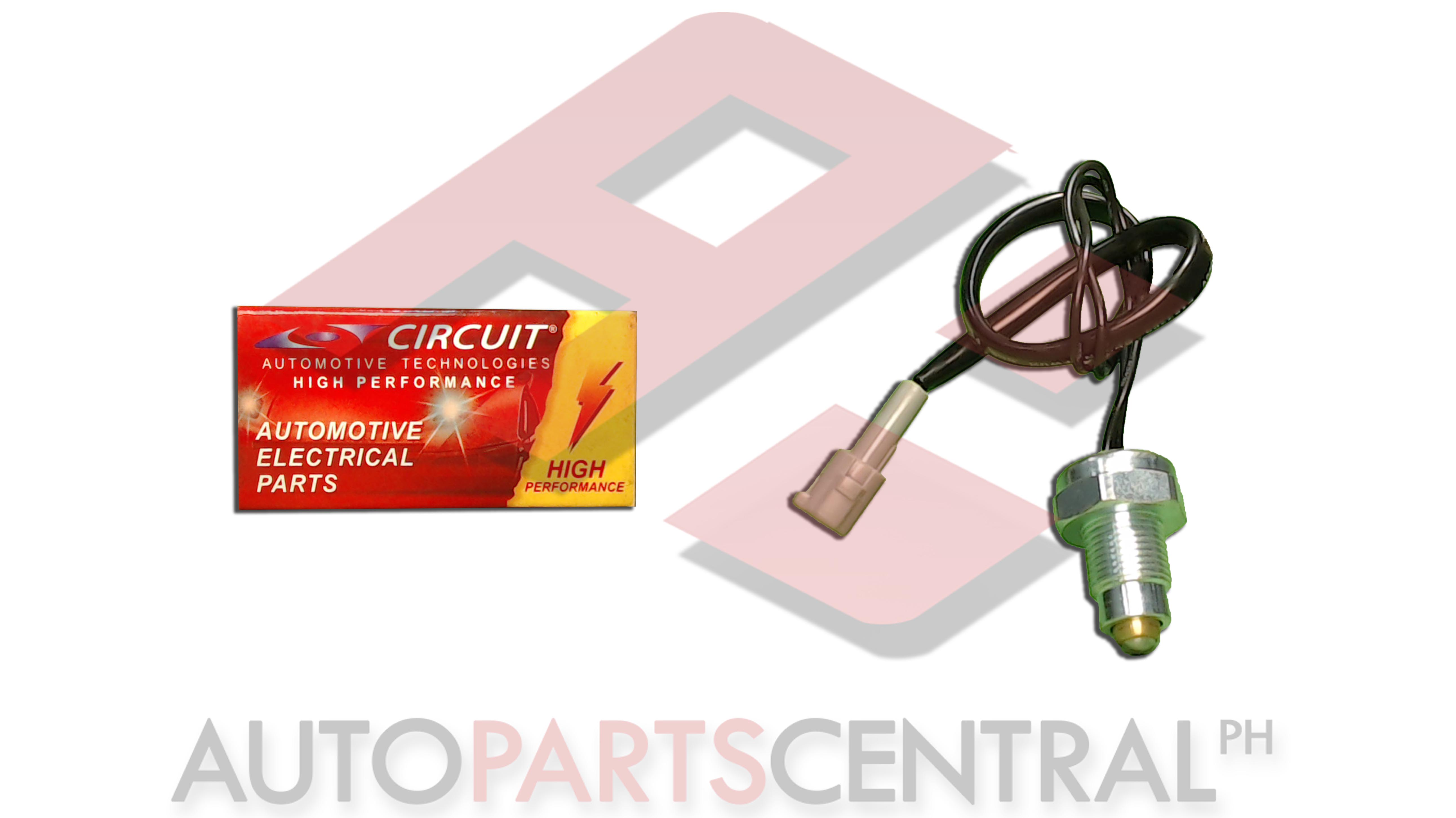 Backlamp Switch Circuit CBL-893 Toyota Tamaraw