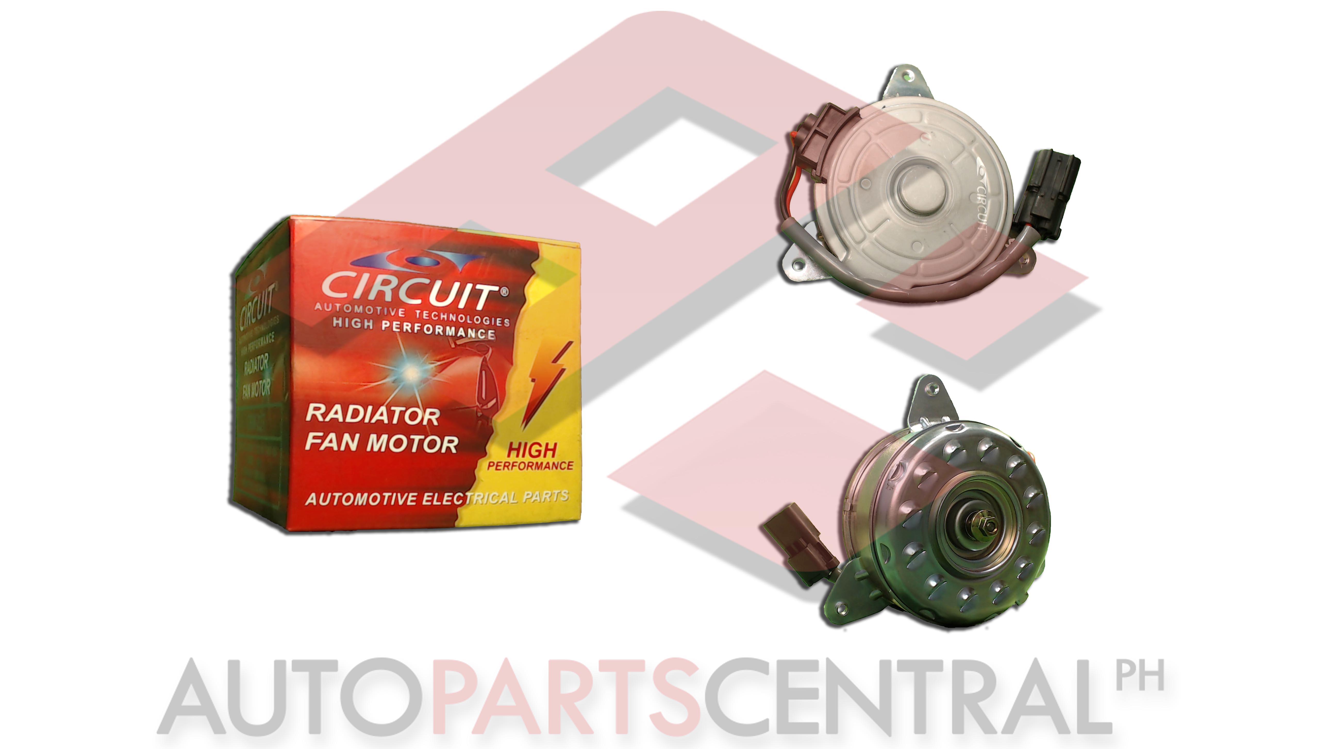 Radiator Fan Motor Circuit Honda City 2009 Honda Jazz 2011 2 Wire