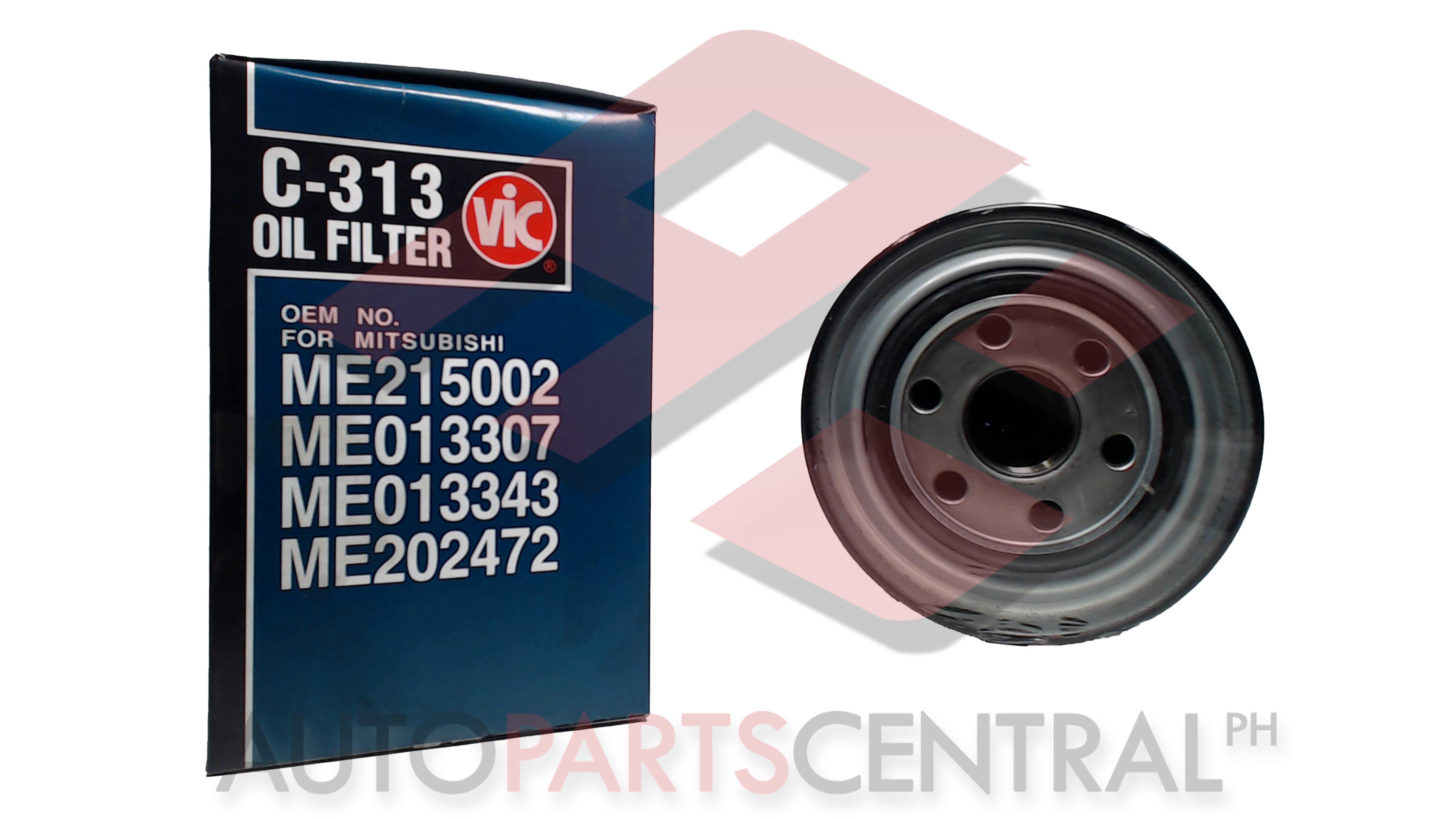 Oil Filter VIC C-313 4M40