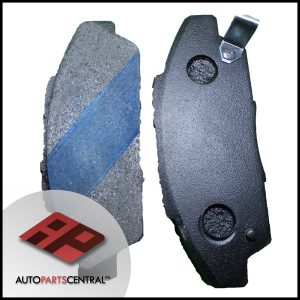 Bendix DB 1172 GCT Front Brake Pads Honda Accord 1993-1998