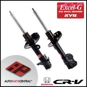 KYB Excel-G Front Set Honda CRV 2007-2017 339261 339262