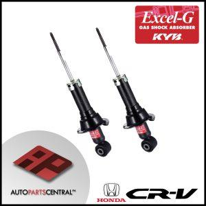 KYB Excel-G Rear Set Honda CRV 2007-2012 341492