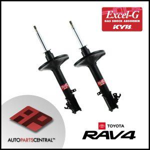 KYB Excel-G Front Set Toyota Rav4 1997-2000 Front Set 334251 334252