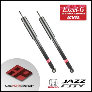 KYB Excel-G Rear Set Honda City Jazz 2009-2012