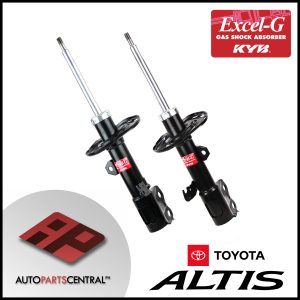 KYB Excel-G Shock Absorbers Front Set Toyota Altis 2012-2018