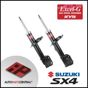 KYB Excel-G Front Set Suzuki SX4 2013 339186 339187